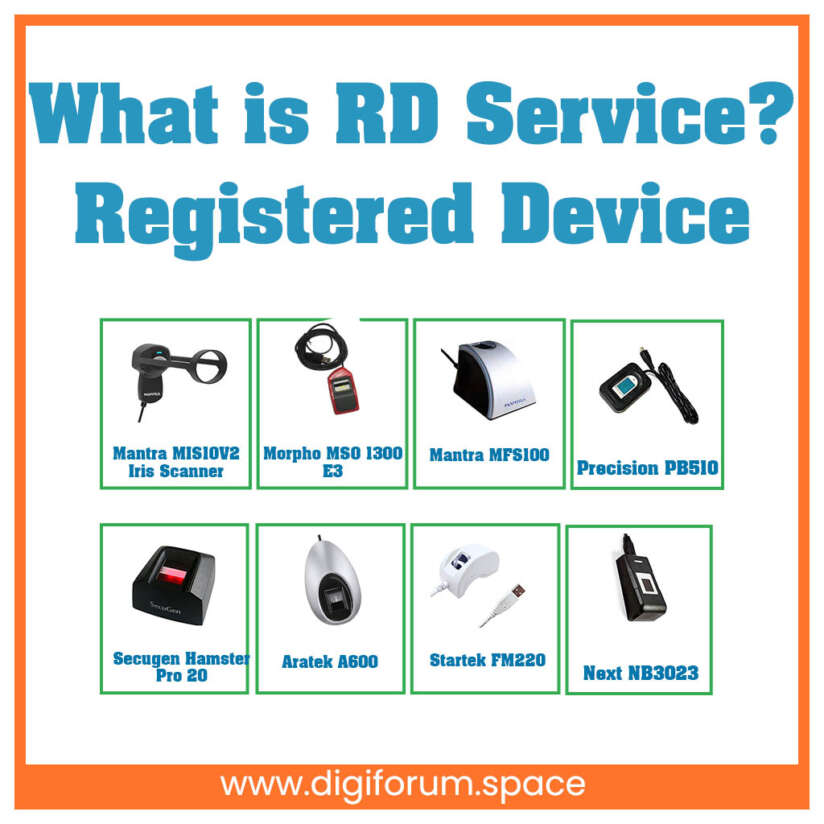 What is RD Service