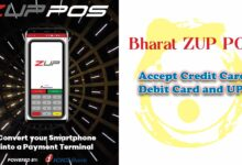 Bharat ZUP POS Charges