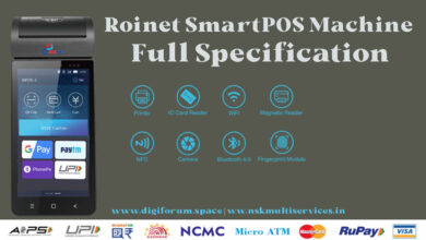 Roinet SmartPOS Technical Specification