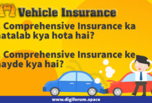Comprehensive Insurance Means in Hindi