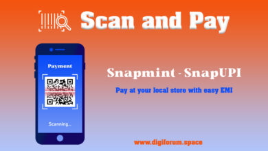 Snapmint Scan and Pay