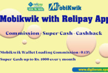 mobikwik with relipay app