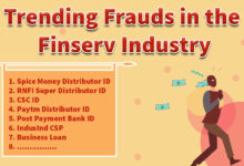 trending frauds in finservices industry