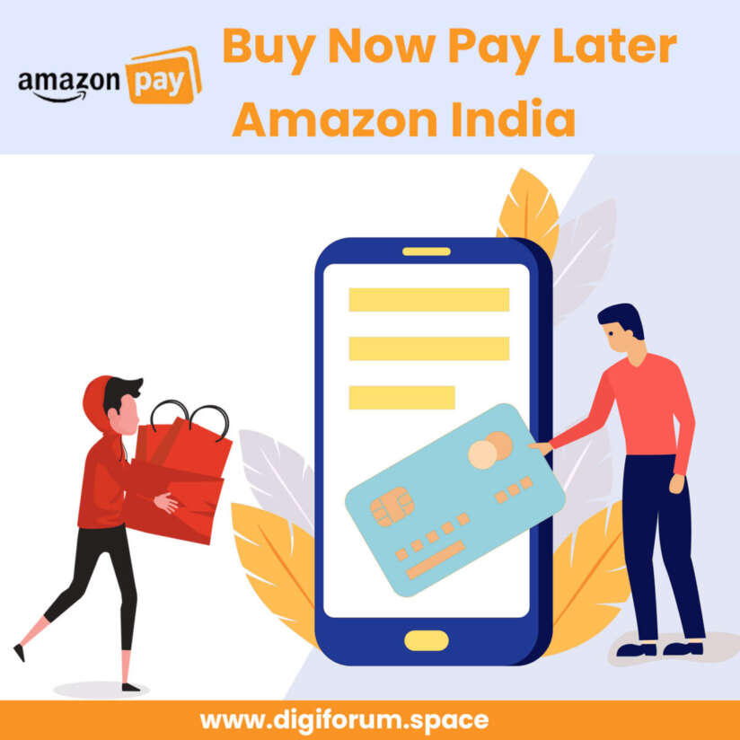 Buy now pay later amazon India