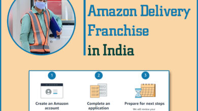 How to get Amazon delivery franchise in India