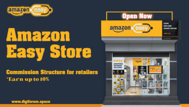 Amazon Easy Store commission structure