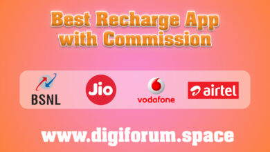 Best Recharge App with Commission