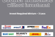Courier Franchise without investment