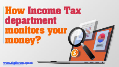 How income tax department monitors your money
