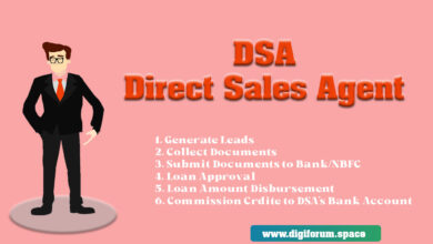 what is dsa in banking sector in hindi