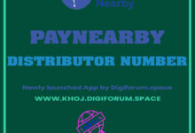 Paynearby Distributor Number
