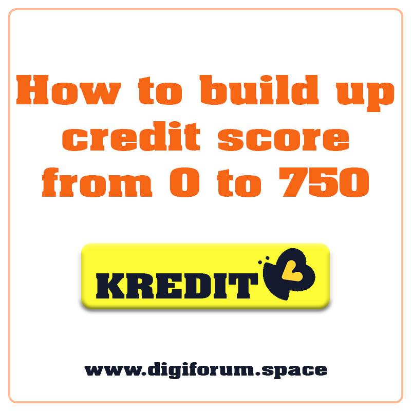 build credit score using kreditbee app